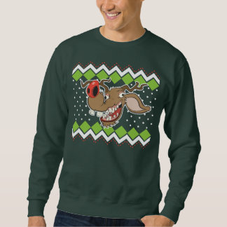 De lelijke Sweater van Kerstmis van het Rendier