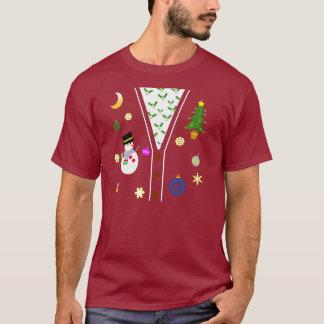De lelijke T-shirt van de Sweater van de Vakantie