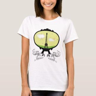 De lente in Parijs T Shirt