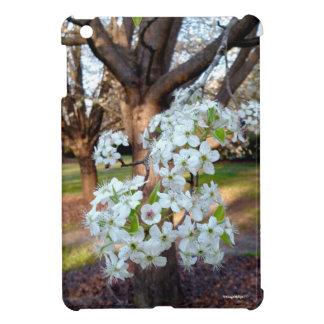 De Lente van de boom bloeit het Harde MiniHoesje iPad Mini Cover