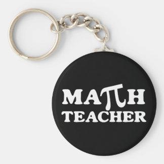 De Leraar pi van de wiskunde Sleutel Hanger