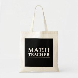De Leraar van de wiskunde Draagtas