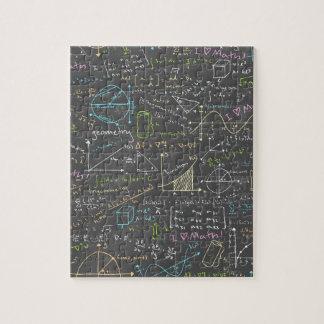De Lessen van de wiskunde Puzzel