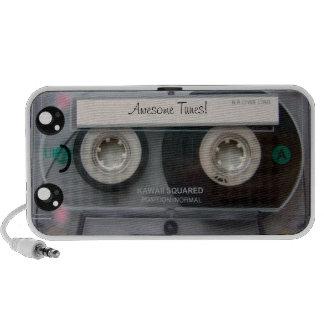 De leuke Band van de Cassette Kawaii Speaker Systeem