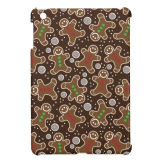 De leuke Bruine Rode Groene Peperkoeken van Hoesjes Voor iPad Mini