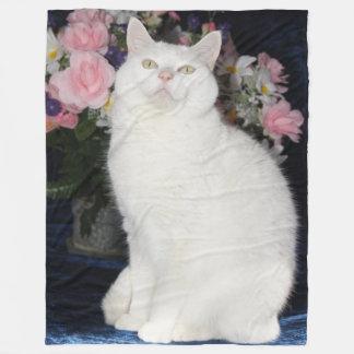 De leuke Deken van de Vacht van de Kat van de