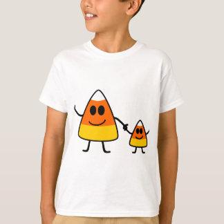 De leuke Familie van het Graan van het Snoep van T Shirt