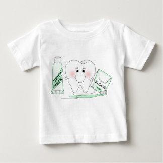 De leuke Gelukkige T-shirt van de Peuter van de