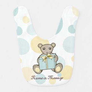 De leuke Jongen van de Teddybeer of Meisje Slabbetjes