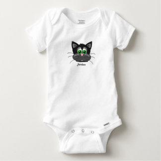 De Leuke Kat van de baby Romper