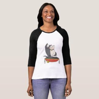 De leuke Katten van het Paar T Shirt