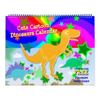 De leuke Kinder Kalender van de Dinosaurussen van