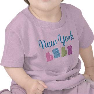 De leuke Kinder T-shirt van New York