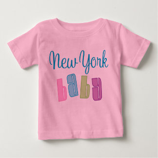 De leuke Kinder T-shirt van New York