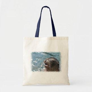 De leuke Kleine Zak van de Zeeleeuw Draagtas