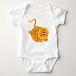 De leuke Klimplant van het Baby van Bouncy Liger Romper
