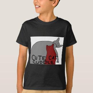 De leuke Knuffel van de Kat T Shirt