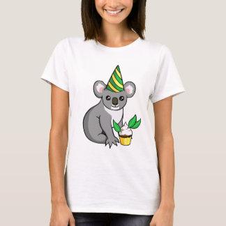 De leuke Koala van de Partij van de Verjaardag met T Shirt