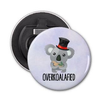 De Leuke Koala van de Woordspeling van Button Flesopener