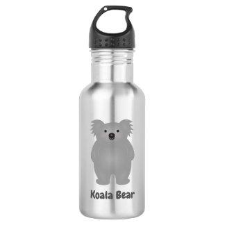 De leuke Koala van het Baby van Australië voegt Uw Waterfles