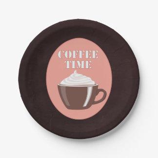 """De leuke Koffiebar de """"Tijd van de Mok van de Papieren Bordje"""