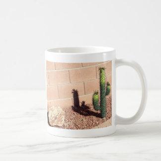 De leuke Mok van de Koffie van de Cactussen van