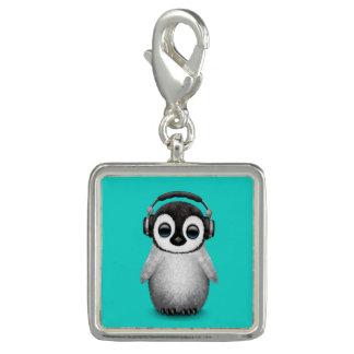 De leuke Pinguïn DJ die van het Baby Foto Charm