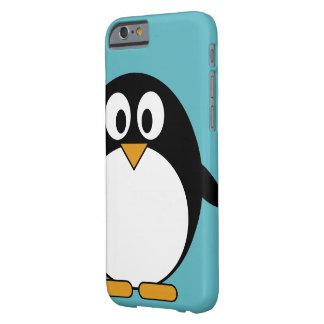 De leuke Pinguïn van de Cartoon Barely There iPhone 6 Hoesje