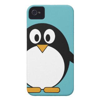 De leuke Pinguïn van de Cartoon - iPhone 4 4s iPhone 4 Hoesje