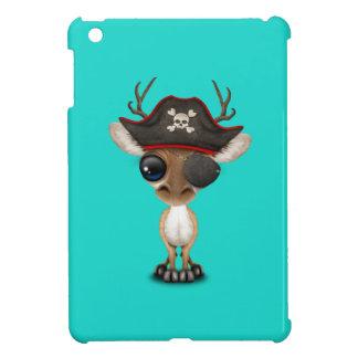 De leuke Piraat van de Herten van het Baby iPad Mini Cases
