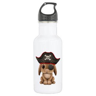 De leuke Piraat van het Konijntje van het Baby Waterfles