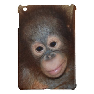 De leuke Primaat van het Gezicht van het Baby iPad Mini Hoesjes