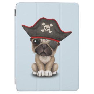 De leuke Pug Piraat van het Puppy iPad Air Cover
