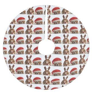 De leuke Rok van de Kerstboom van de Buldog Kerstboom Rok