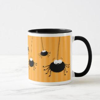 De leuke Snoezige Mok van de Gift van de Spinnen