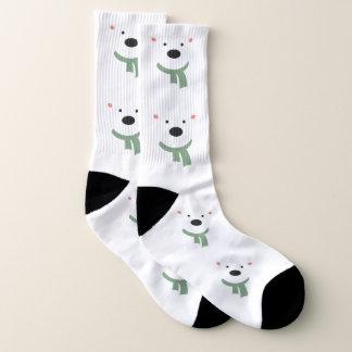 De leuke Sokken van de Ijsbeer