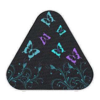 De leuke Sprekers van de Driehoek van de Vlinder Bluetooth Luidspreker
