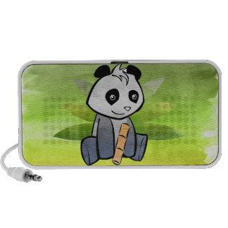 De leuke Sprekers van de Panda Reis Luidspreker