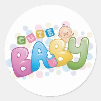 De leuke Stickers van het Baby