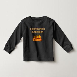 De leuke Supervisor van de Bouw, de T-shirt van de