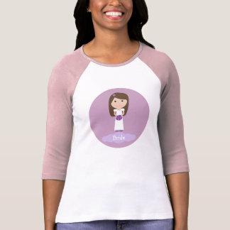 De leuke t-shirt van de Bruid