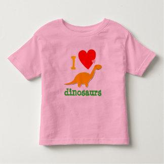 De leuke T-shirt van de Dinosaurussen van de