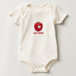 De leuke T-shirt van de Tomaat voor Baby of Kind
