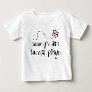 De leuke T-shirt van de Trompetter van het Baby