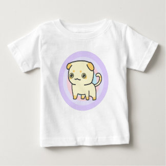 De leuke T-shirt van Jersey van het Baby van het