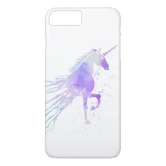 De leuke trendy magische nevel van de eenhoorn iPhone 8/7 plus hoesje