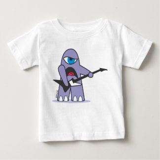 De leuke Tuimelschakelaar van het Monster Baby T Shirts