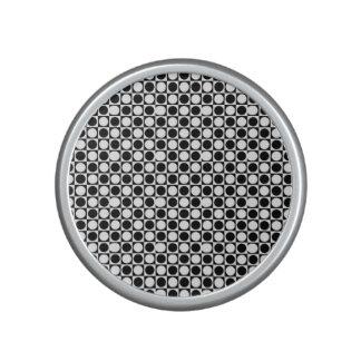 De leuke Vette letters fijnden Schitterend ver Bluetooth Luidspreker