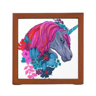 De leuke Violette Magische Illustratie van de Pennenhouder