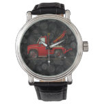 De leuke Vrachtwagen Wrecker van het Slepen Horloges